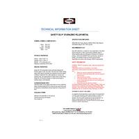 Safety Silv 30 Brazing Filler Metal