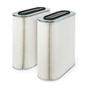 Filter (Set of 2), MERV 16, Nano, Prism Down Draft, Prism Wall Mount with Mechanized Cleaning