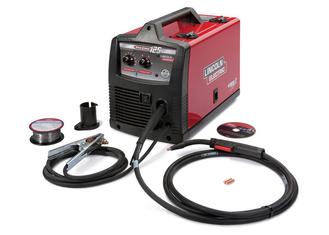 Pro-Core 125 wirefeeder welder