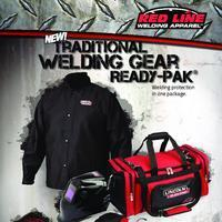 OBSOLETE Traditional Welding Gear Ready-Pak Product Info