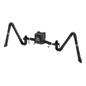 Prism Dual Arm Wall Mount with MERV 14 Filter with 13 Ft. Dual One Pak