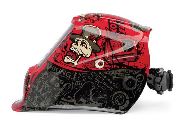 Mojo Viking 3350 Auto-darkening helmet