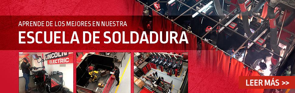 Escuela de soldadura Colombia