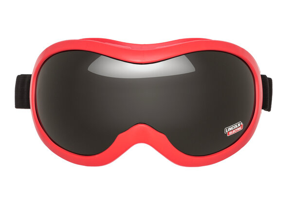 Red Line Cutting Goggles