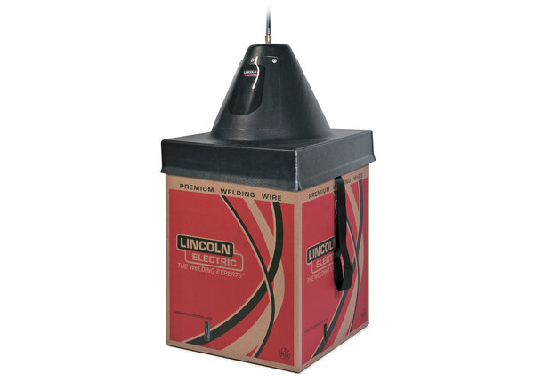 Square Hood for Accu-Pak Box