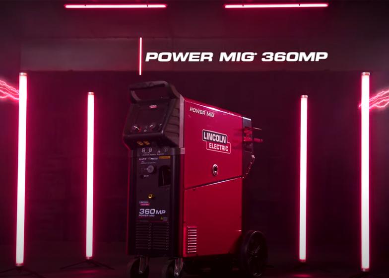 Vidéo Power MIG 360 Redo