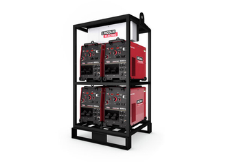 Flextec 650X 4-Pack Rack