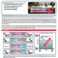 AC Aluminum Pulse Weld Process Overview