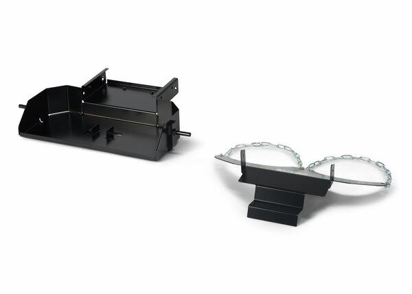 Dual Cylinder Cart