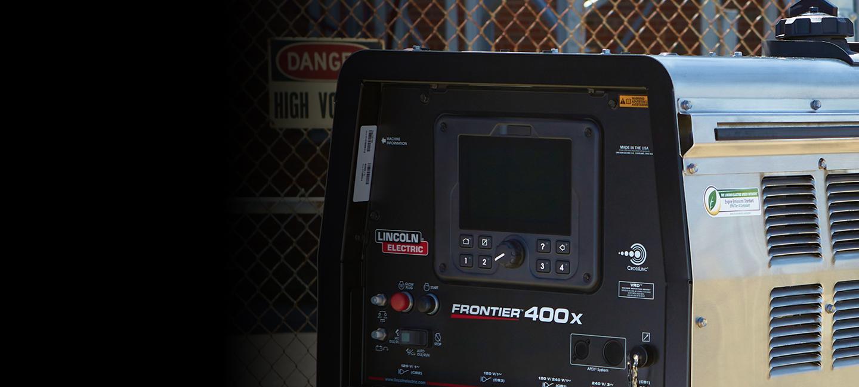 Homepage Banner - Frontier 400X