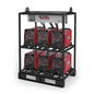 350X PowerConnect 6-Pack Rack