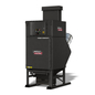 Prism®Compact (10 HP 5000 CFM) 4 Vertical Filter Fume Extraction Unit w/ Inlet Up
