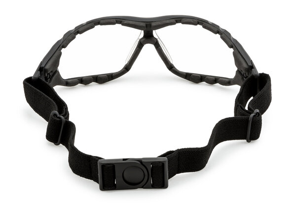 Padded Welding Safety Glasses