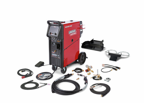 POWER MIG 360 MP MIG Welder Educational One-Pak