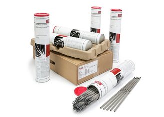 10 lb cans of Pipeliner LH-D stick electrode