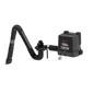 Prism Single Arm Wall Mount with MERV 14 Filter with 10 Ft. One Pak