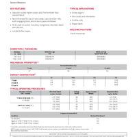 Lincore 65-O Product Info