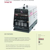 Vantage 500 (Deutz) Product Info
