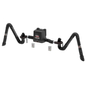 Prism Dual Arm Wall Mount with MERV 14 Filter with 10 Ft. and arc sensor /Lamp Kit One Pak