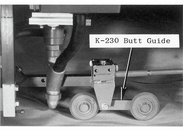 Butt Seam Guide Kit