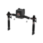 Prism Dual Arm Wall Mount with MERV 14 Filter with Telescoping 5 Ft. Dual One Pak