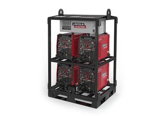Flextec 350X PowerConnect 4-Pack Rack