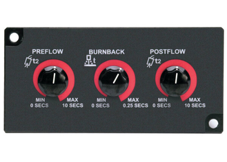 Preflow, Postflow and Burnback Timer Kit