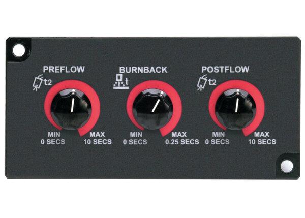 Preflow, Postflow and Burnback Timer Kit