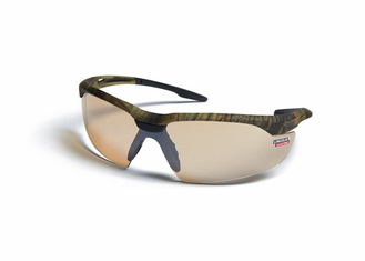 Axilux Traditonal Camo Bronze Safety Glasses