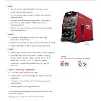 Flextec 650X Product Brief