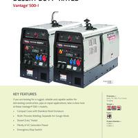 Vantage 500-I Product Info