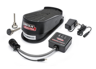 Wireless Foot Pedal and Receiver