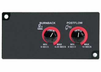 Post Flow and Burnback Timer Kit