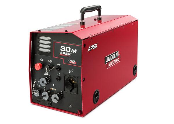 APEX 30M portable mechanized orbital welding controller and feeder
