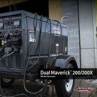 Dual Maverick 200/200X  Brochure