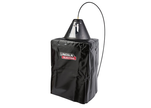 FR Square Drum Cover For Boxes with Drum Hood