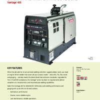 Vantage 435 Product Info