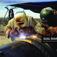 Dual Maverick 450 Engine Driven Welder Product Info - Spanish