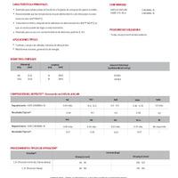 GRINOX 410 NiMo-15 - Info. del Producto