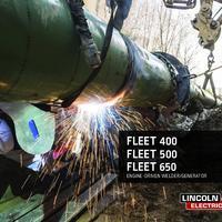 Fleet 400 / 500 / 650 Product Info
