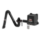 Prism Single Arm Wall Mount with MERV 14 Filter with 10 Ft. and Arc Sensor/Lamp Kit One Pak