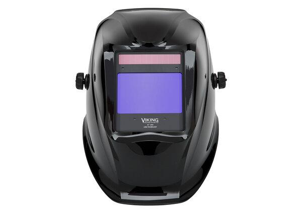 VIKING 4C Lens Technology BLACK 2450 VAR. SH 9-13 HELMET
