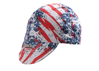 Patriot welding cap