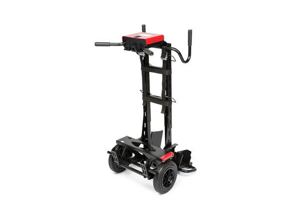 Aspect two-wheeled cart