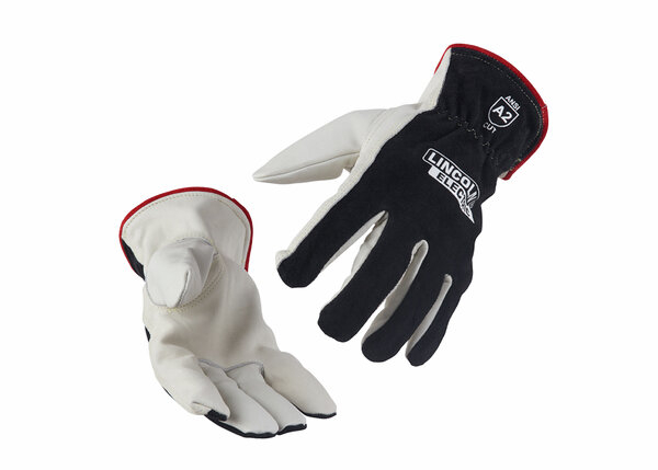 Cut Resistant A2 Leather Drivers Gloves