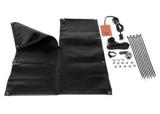 Cold Weather Heater and Tarp Kit for Vantage 400