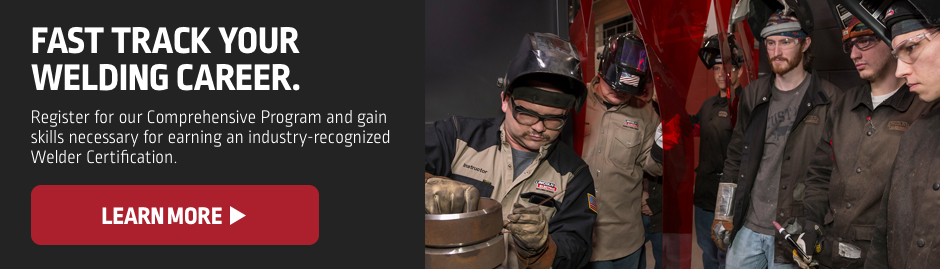 Fast Track your Welding Career